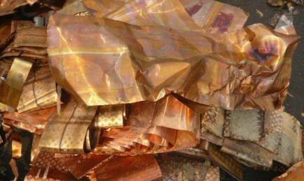 废铜箔回收
