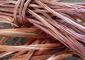 电缆铜线回收