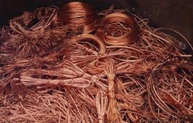 废紫铜线回收