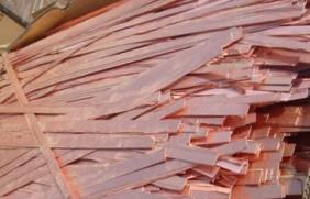 废铜带回收